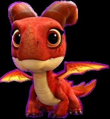 Aggro   How to Train Your Dragon Wiki   Fandom