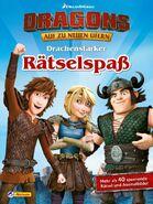 DreamWorks Dragons VE 5 Drachenstarker RatselspaB