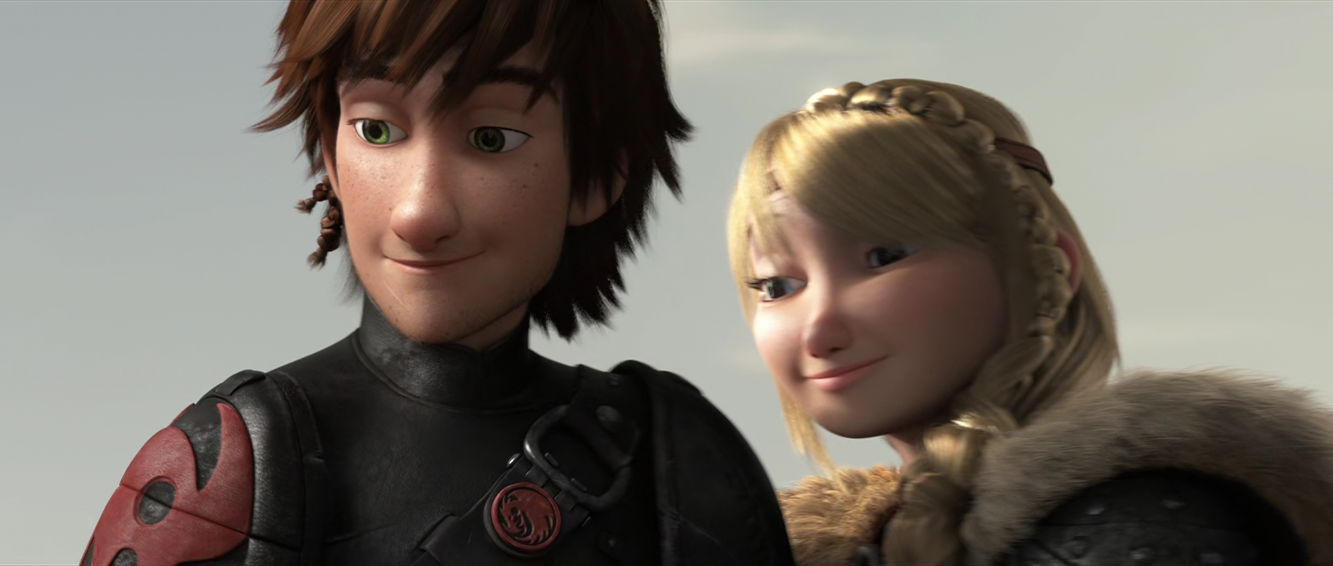 Image hiccup and astrid looking at gothig how to train your hiccup and astrid looking at gothig ccuart Choice Image