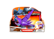 Purple Thunderdrum Action Figure Package
