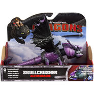 Purple Skullcrusher Action Figure