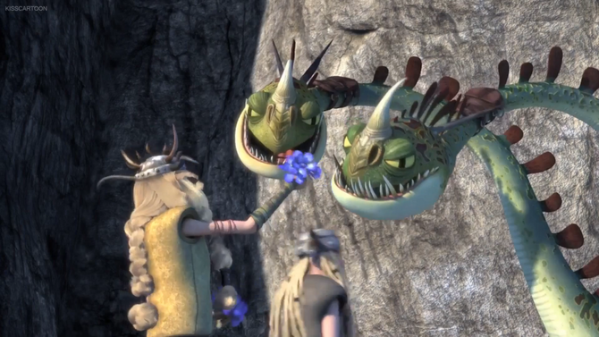 barf and belch how to train your dragon