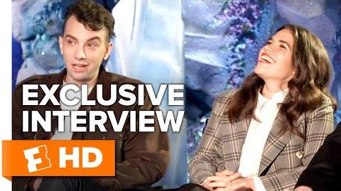 How to Train Your Dragon 3's Jay Baruchel & America Ferrera on 10 Years of Adventure Interview