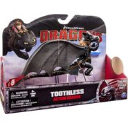 How to Train Your Dragon 2 Action Dragon Toothless, Lunge Attack6