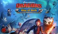 Rise of Berk Dreadfall Update Screen
