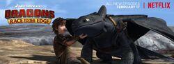Dragons Race to the Edge, Season 4 official portrait