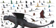 List of Dragons found in School OF Dragons