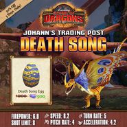Death Song Egg Sale