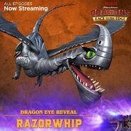 Razorwhip Reveal