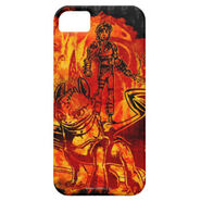 Dragons Fire iPhone SE55s Case