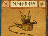 Fishlegs' Dragon Cards