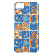 Dragon Patches Pattern iPhone 5C Case