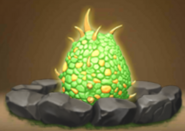 Royal Fireworm Egg
