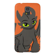 Toothless Illustration 02 Galaxy S5 Cover