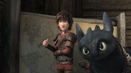Toothless is so cute....