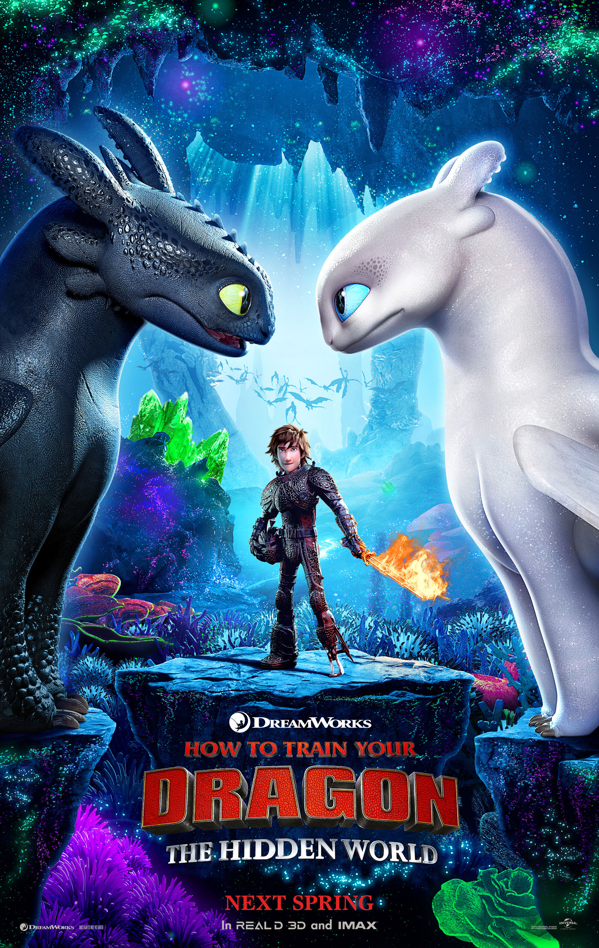 How to Train Your Dragon: The Hidden World | How to Train