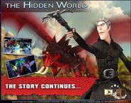 SOD-HiddenWorld-Advert