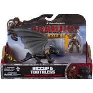 Dragon Riders Figures, Hiccup and ToothlessRTTE3