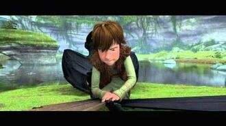 "HOW TO TRAIN YOUR DRAGON - ""Accidental Flight"" Official Clip"