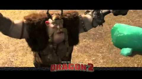HOW TO TRAIN YOUR DRAGON 2 - TV Spot 23