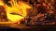 Snotlout's Fireworm Queen 300