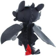How To Train Your Dragon 2 8 Plush Toothless 2