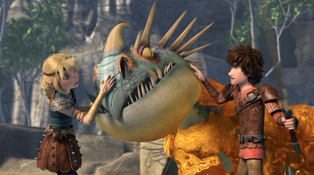 Dreamworks dragons season 7 episode 2