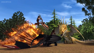Snotlout's Fireworm Queen 126
