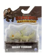 White Night Terror Mini Dragon Package