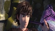 Hiccup is saved from amber