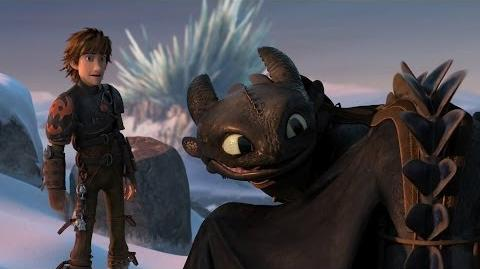 How to Train Your Dragon 2 Trailer-1