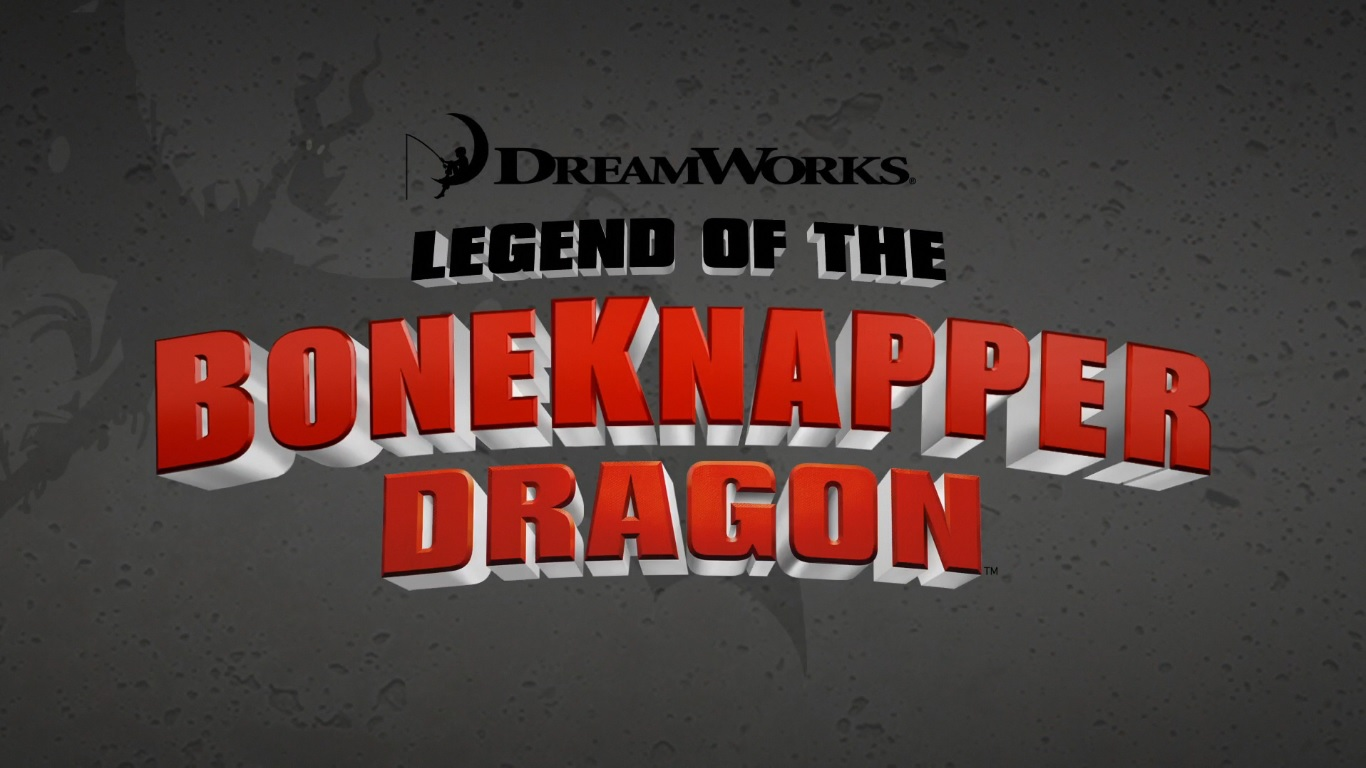 Image - Legend of the Boneknapper Dragon title card.jpg | How to ...