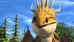 Snotlout's Fireworm Queen 132