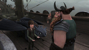 Get to Toothless