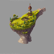 The Roost Concept Art