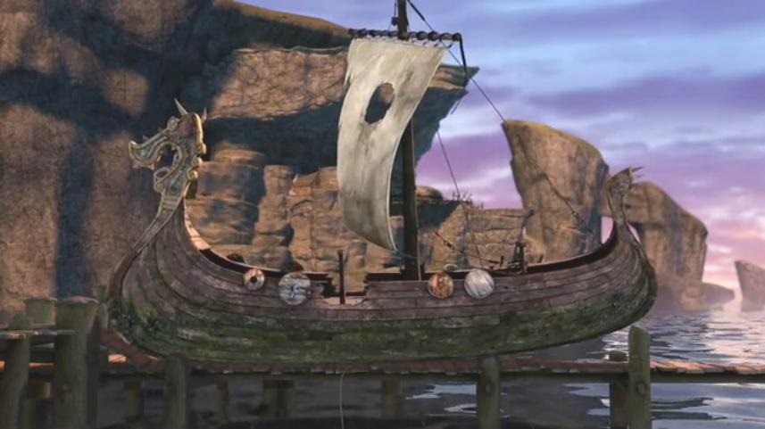Trader johanns ship how to train your dragon wiki fandom trader johanns ship ccuart Images