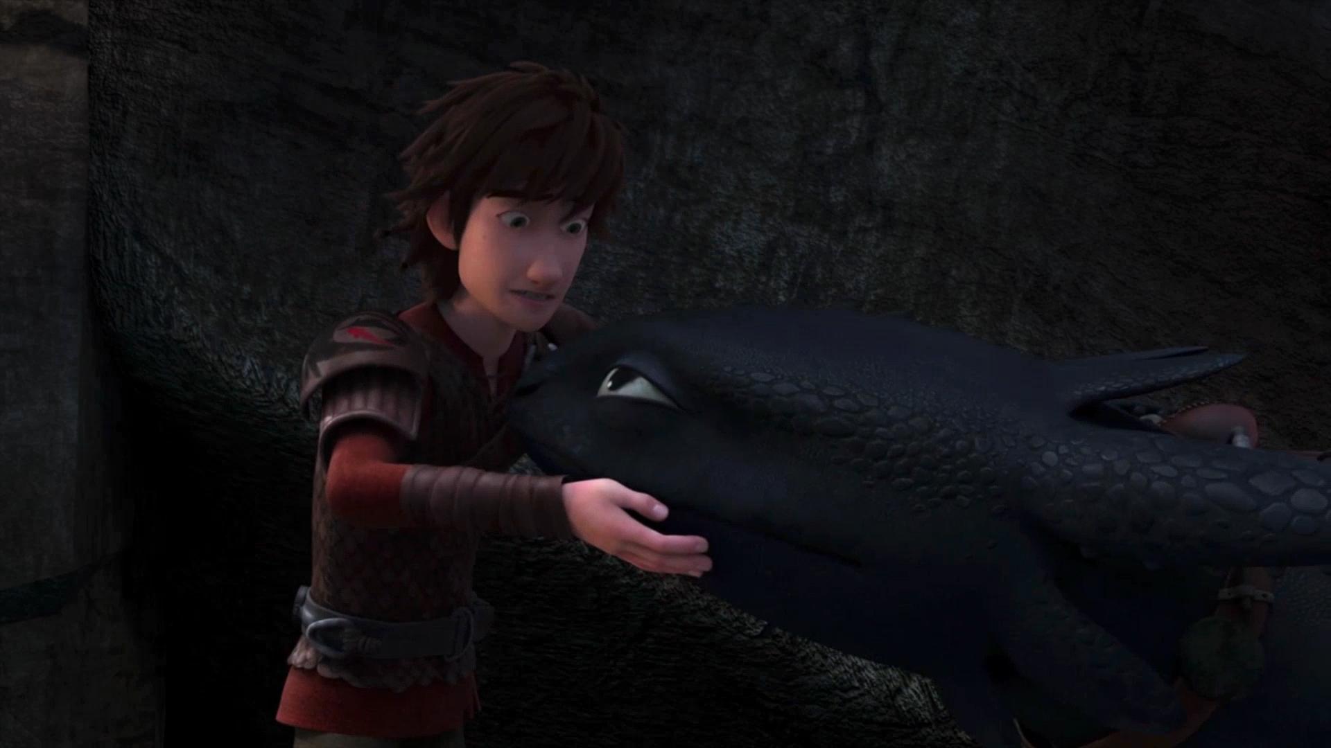 how to train your dragon season 6 episode 1