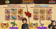 ROB-Thawfest Challenge Ad