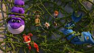 SP - Everyone trapped in the Tangle Vine