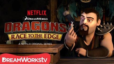 Meet Viggo DRAGONS RACE TO THE EDGE