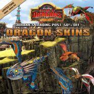 Dragon Skins