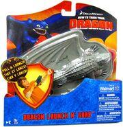 HTTYD Dragon Launch N' Soar Red Death