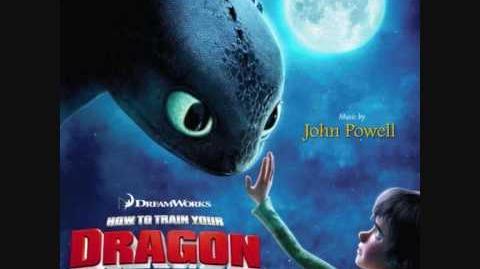 How to train your dragon Score Romantic flight