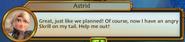 Invading Skrill Chasing Astrid