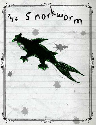 Sharkworm Dragon Books