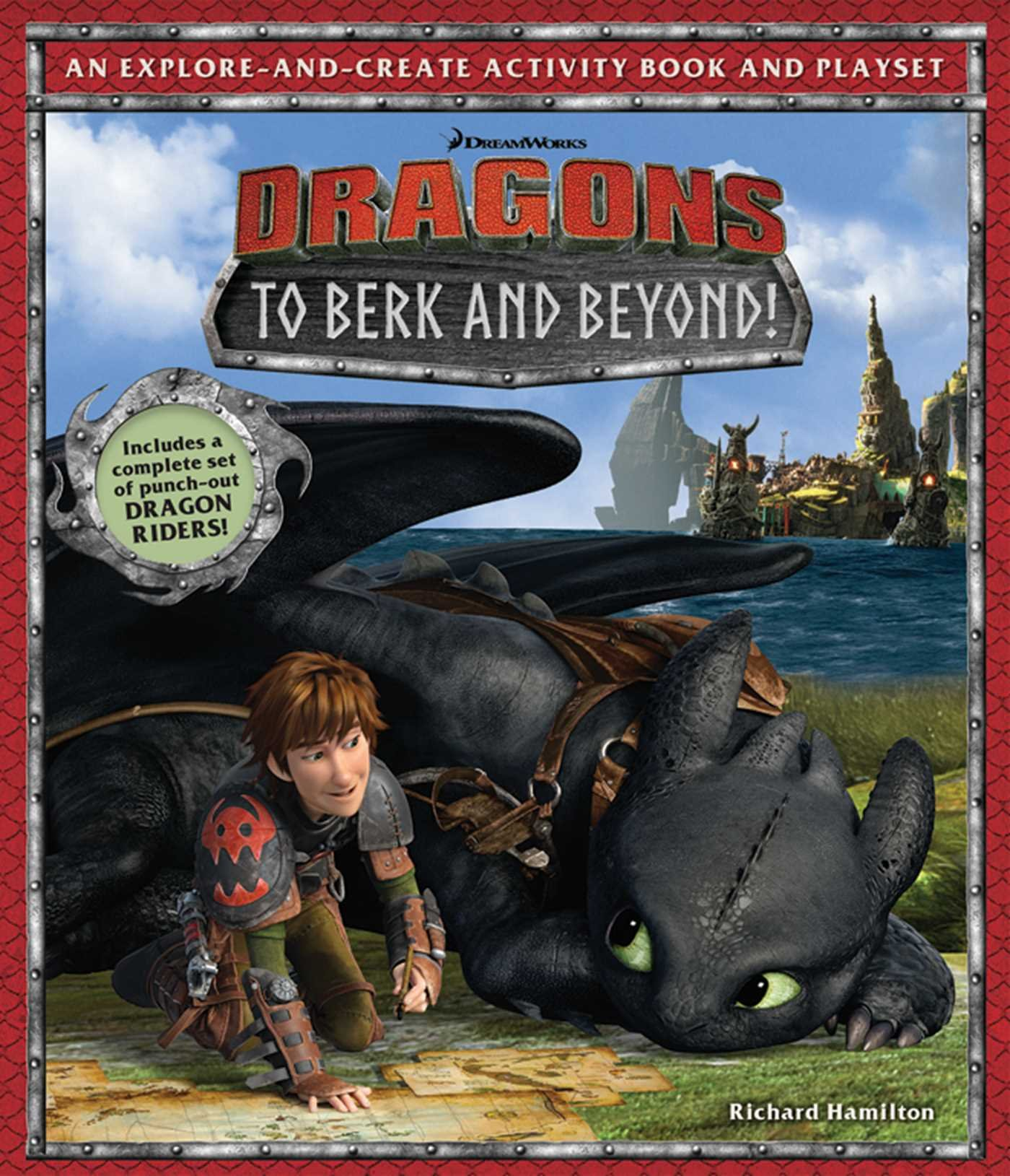 DreamWorks Dragons: To Berk and Beyond! | How to Train Your Dragon