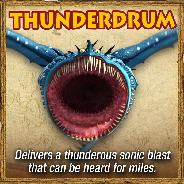 Image - Thunderdrum.jpg | How to Train Your Dragon Wiki ...