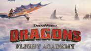Dreamscape Flight Academy Logo