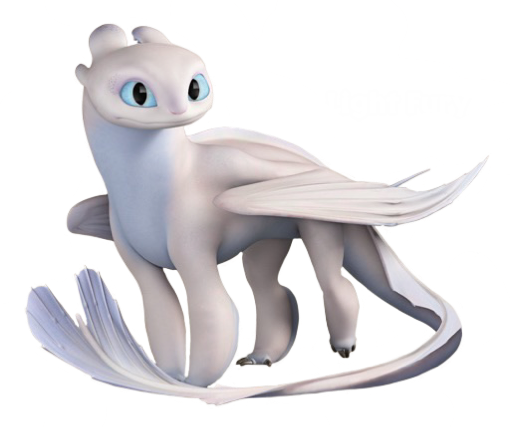 Light Fury Character How To Train Your Dragon Wiki