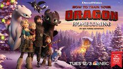 Homecoming NBC promo